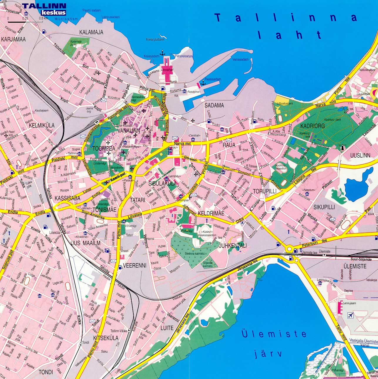 Tallinn Tram Map Plugin Tolge
